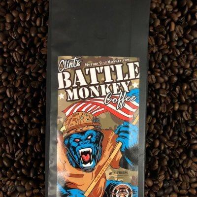 Battle Monkey Coffee