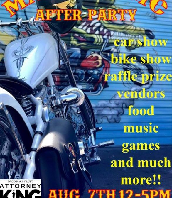 Marines MC Poker Run and After Party