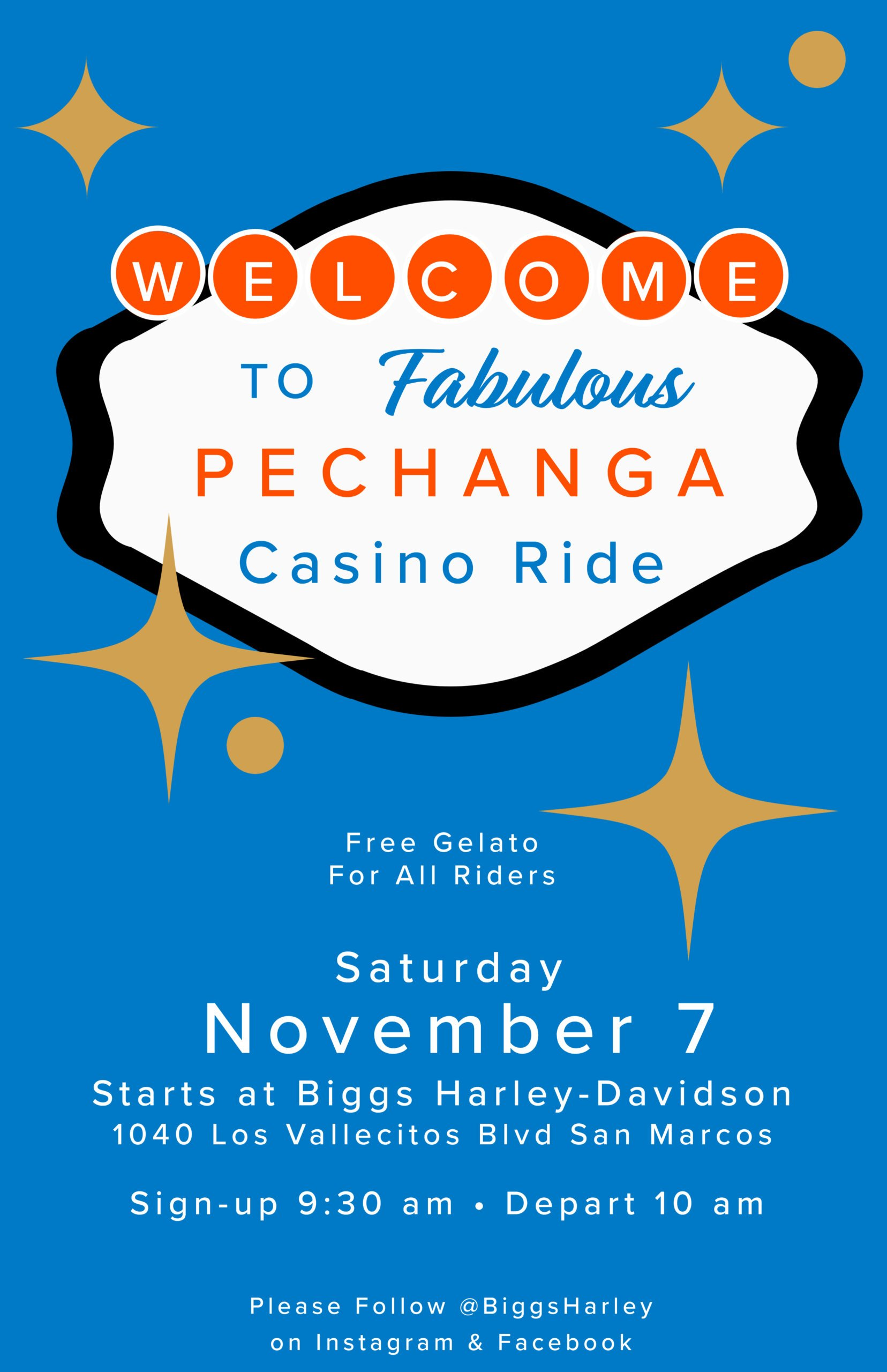 Pechanga Casino Ride