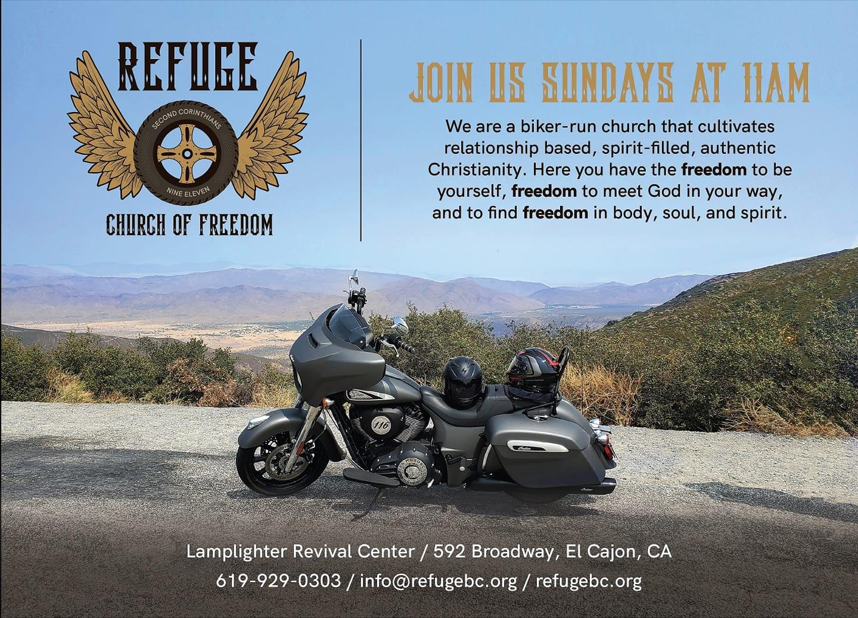 Refuge Church Of Freedom