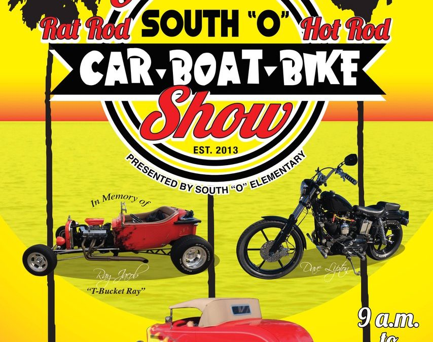 8th Annual South '0'  Car Boat And Bike Show